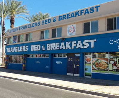 Travelers Bed Breakfast Hostel